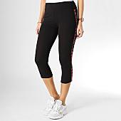 /achat-leggings/guess-legging-femme-avec-bandes-o92a05-jr046-noir-rose-166405.html