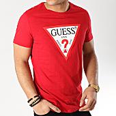 /achat-t-shirts/guess-tee-shirt-m92i17k6xn0-rouge-166497.html