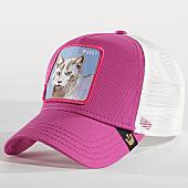 /achat-trucker/goorin-bros-casquette-trucker-pussy-rose-blanc-166256.html