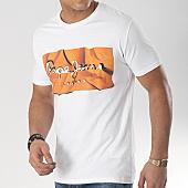 /achat-t-shirts/pepe-jeans-tee-shirt-raury-blanc-orange-166267.html