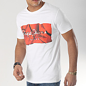 /achat-t-shirts/pepe-jeans-tee-shirt-raury-blanc-rouge-166268.html