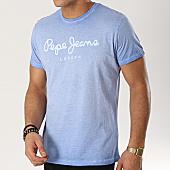/achat-t-shirts/pepe-jeans-tee-shirt-west-sir-bleu-clair-166325.html