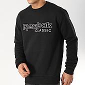 /achat-sweats-col-rond-crewneck/reebok-sweat-crewneck-classic-fleece-dt8140-noir-166437.html