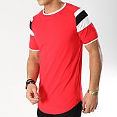 /achat-t-shirts-longs-oversize/terance-kole-tee-shirt-oversize-98216-3-rouge-blanc-noir-166311.html