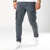 /achat-pantalons-cargo/terance-kole-pantalon-cargo-t13014-gris-anthracite-166386.html