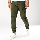 /achat-pantalons-cargo/terance-kole-pantalon-cargo-t13017-vert-166395.html