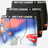 /achat-boxers/justice-league-lot-de-3-boxers-justice-league-bmx3-noir-bleu-marine-166593.html