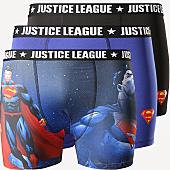 /achat-boxers/justice-league-lot-de-3-boxers-justice-league-bmx3-noir-bleu-marine-166594.html