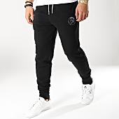 /achat-pantalons-joggings/diesel-pantalon-jogging-peter-00st1n-0cand-noir-166591.html