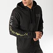 /achat-sweats-zippes-capuche/ea7-sweat-zippe-capuche-3gpm24-pj05z-noir-jaune-166621.html