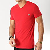 /achat-t-shirts/guess-tee-shirt-m92i08j1300-rouge-166577.html