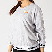 /achat-sweats-col-rond-crewneck/ellesse-sweat-crewneck-femme-1076n-gris-chine-166696.html