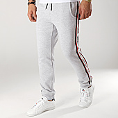 /achat-pantalons-joggings/jack-and-jones-pantalon-jogging-avec-bandes-vision-gris-chine-166754.html