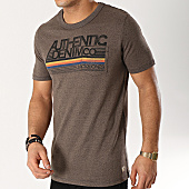 /achat-t-shirts/jack-and-jones-tee-shirt-bob-marron-chine-166845.html
