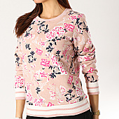 /achat-sweats-col-rond-crewneck/only-sweat-crewnzeck-femme-luna-rose-floral-166657.html