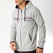 /achat-sweats-zippes-capuche/teddy-smith-sweat-zippe-capuche-giclass-gris-chine-bordeaux-166692.html