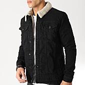 /achat-vestes-jean/uniplay-veste-jean-col-mouton-5019-noir-166685.html
