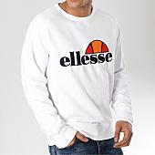 /achat-sweats-col-rond-crewneck/ellesse-sweat-crewneck-1032n-blanc-166881.html