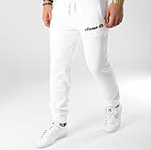 /achat-pantalons-joggings/ellesse-pantalon-jogging-molleton-1034n-blanc-166939.html