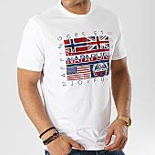 /achat-t-shirts/napapijri-tee-shirt-sachu-n0yijd-blanc-166961.html