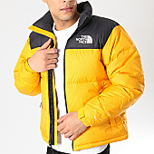 /achat-doudounes/the-north-face-doudoune-1996-nuptse-3c8d-orange-noir-166943.html