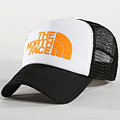 /achat-trucker/the-north-face-casquette-trucker-logo-blanc-noir-orange-166971.html