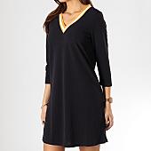 /achat-robes/vero-moda-robe-femme-sira-bleu-marine-166898.html