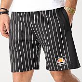 /achat-shorts-jogging/ellesse-short-jogging-stripes-1033n-noir-blanc-167043.html