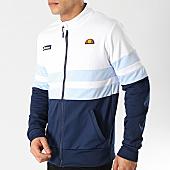 /achat-vestes/ellesse-veste-zippee-rayures-1035n-beu-marine-bleu-clair-blanc-167093.html