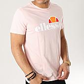 /achat-t-shirts/ellesse-tee-shirt-uni-1031n-rose-clair-167171.html