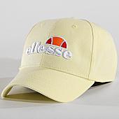 /achat-casquettes-de-baseball/ellesse-casquette-1126n-jaune-pastel-167243.html