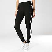 /achat-jeans/girls-only-jegging-femme-avec-bandes-b116-noir-blanc-167008.html