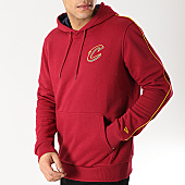 /achat-sweats-capuche/new-era-sweat-capuche-stripe-piping-cleveland-cavaliers-11860098-bordeaux-167212.html