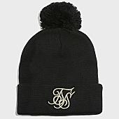 /achat-bonnets/siksilk-bonnet-bobble-14542-noir-dore-166997.html