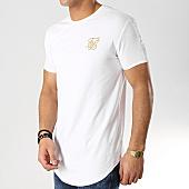 /achat-t-shirts-longs-oversize/siksilk-tee-shirt-oversize-13562-blanc-dore-167045.html