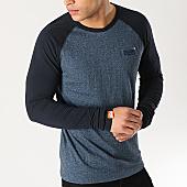 /achat-t-shirts-manches-longues/superdry-tee-shirt-manches-longues-orange-label-baseball-bleu-marine-167260.html
