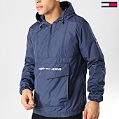 /achat-coupe-vent/tommy-hilfiger-jeans-coupe-vent-solid-popover-6287-bleu-marine-167110.html