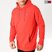 /achat-sweats-capuche/tommy-hilfiger-jeans-sweat-capuche-classic-5494-rouge-167140.html