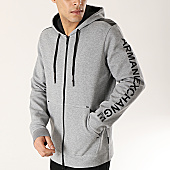 /achat-sweats-zippes-capuche/armani-exchange-sweat-zippe-capuche-3gzm83-zjq2z-gris-chine-167331.html
