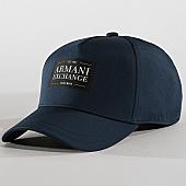 /achat-casquettes-de-baseball/armani-exchange-casquette-954101-9p134-bleu-marine-167355.html