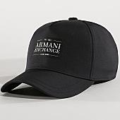 /achat-casquettes-de-baseball/armani-exchange-casquette-954101-9p134-noir-167368.html