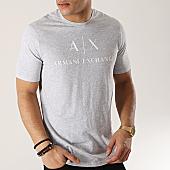 /achat-t-shirts/armani-exchange-tee-shirt-8nztcj-z8h4z-gris-chine-167394.html