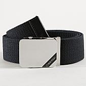 /achat-ceintures/calvin-klein-ceinture-reversible-adj-webbing-4476-bleu-marine-167284.html
