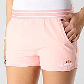 /achat-shorts-jogging/ellesse-short-jogging-femme-1077n-rose-167349.html