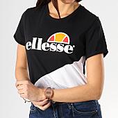 /achat-t-shirts/ellesse-tee-shirt-femme-tricolore-1074n--noir-gris-chine-blanc-167405.html