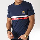 /achat-t-shirts/ellesse-tee-shirt-rayures-1031n-bleu-marine-167546.html