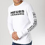 /achat-sweats-col-rond-crewneck/heuss-lenfoire-sweat-crewneck-logo-blanc-167541.html