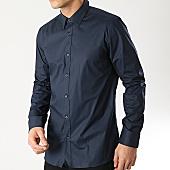 /achat-chemises-manches-longues/hugo-by-hugo-boss-chemise-manches-longues-elisha-50289618-bleu-marine-167401.html