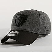 /achat-fitted/new-era-casquette-fitted-essential-jersey-39thirty-oakland-raiders-11871558-gris-chine-noir-167436.html