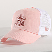 /achat-trucker/new-era-casquette-trucker-femme-league-essential-new-york-yankees-11871463-rose-blanc-167453.html